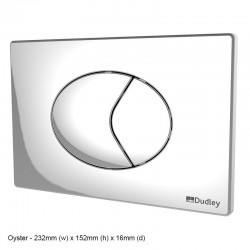 Thomas Dudley Oyster Flush Plate 322903