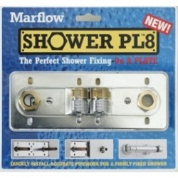 PL8 Shower Plate