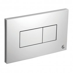 Ideal E4463AA Karisma Flush Plate Chrome