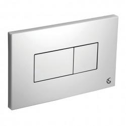 Ideal E4463AA Karisma Flush Plate Chrome