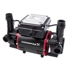 Grundfos 1.5Bar Twin Impeller Shower Pump STR2-1.5C