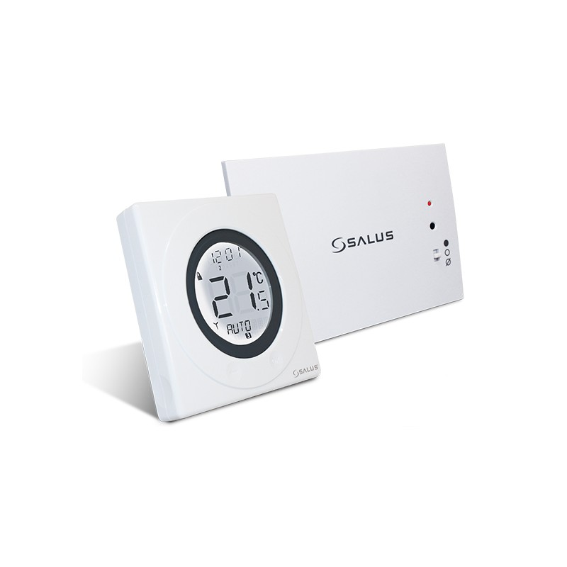salus rf programmable thermostat st620vbc for vaillant boilers. Black Bedroom Furniture Sets. Home Design Ideas