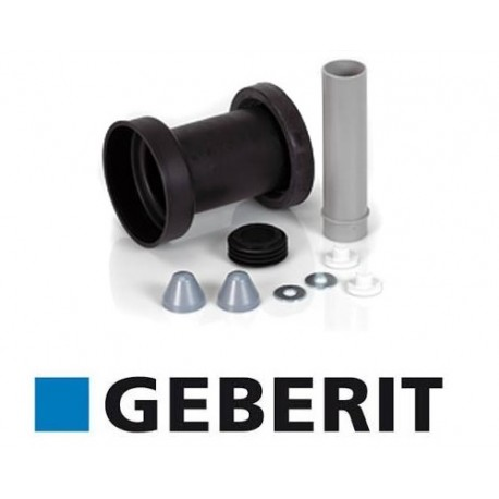 geberit pipe connection set for wc frames. Black Bedroom Furniture Sets. Home Design Ideas