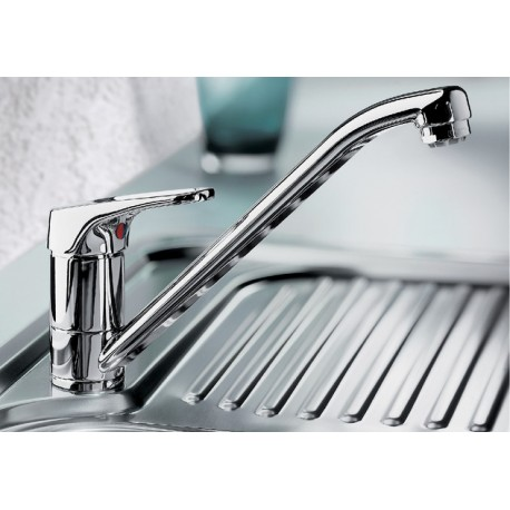 Blanco Crest Sink Mixer Chrome