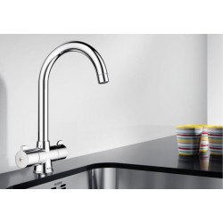 Blanco Spice Sink Mixer Chrome