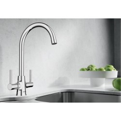 Blanco Mode Sink Mixer Chrome