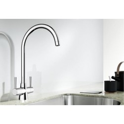 Blanco Max Sink Mixer Chrome