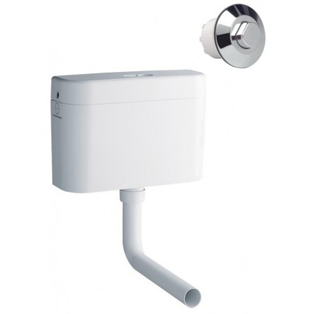 Grohe Adagio Cistern & Pneumatic Push Button