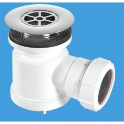 McAlpine 50mm Shower Trap with Universal Outlet STW7-R