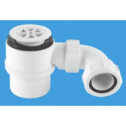 McAlpine 50mm Shower Trap with Universal Outlet STW2-95