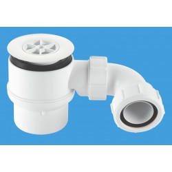 McAlpine 50mm Shower Trap with Universal Outlet STW6-95