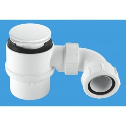 McAlpine 50mm Shower Trap with Universal Outlet STW2M-95