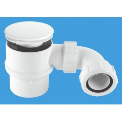 McAlpine 50mm Shower Trap with Universal Outlet STW6M-95