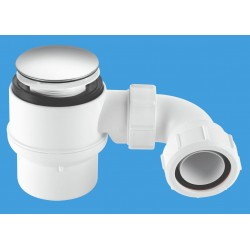 McAlpine 50mm Shower Trap with Universal Outlet STW4M-95