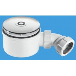 McAlpine 90mm Shallow Shower Trap ST90CP10-70