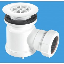 McAlpine 50mm Shower Trap with Universal Outlet STW5-R