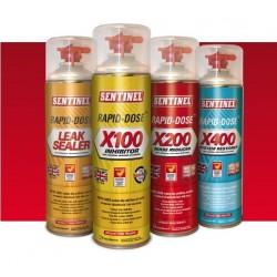 Sentinel X100 Inhibitor Rapid Dose