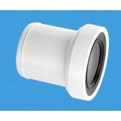 McAlpine Straight Telescopic WC Socket Extension WCCONEXT