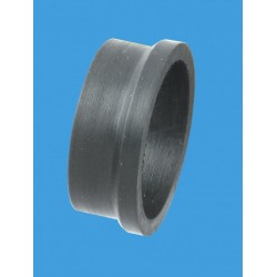 McAlpine 35mm-32mm(Euro) Rubber Seal Reducer For Chrome Waste Fittings MCALPINE-R/SEAL-35X32