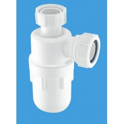 McAlpine 32mm Bottle Trap with Mutifit Outlet A10