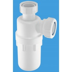 McAlpine 40mm Resealing Bottle Trap with Multifit Outlet C10R