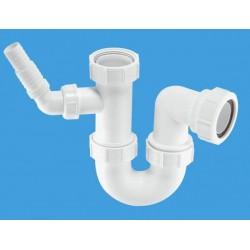 McAlpine Sink Trap with 135 Degree Swivel Nozzle MCALPINE-WM14