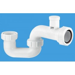 McAlpine 50mm Seal Anti-Syphon Bath Trap SMP10V
