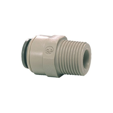 "John Guest 15mm x 1/2"" Male Coupler"