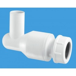 McAlpine 90 Degree Elbow with Integral Non-Return Valve R29NRV