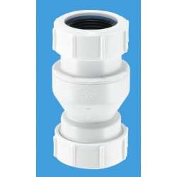 "McAlpine 1/4"" In-Line Non-Return Valve CONVALVE125"