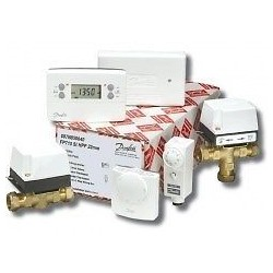 Danfoss S Plan Control Pack