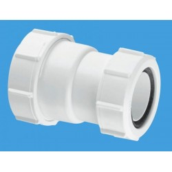 "McAlpine 1 1/2"" Multifit Straight Connector T28M"