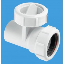 McAlpine In-Line Connector with Top Access Filter T28MFIL