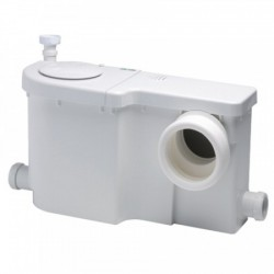 Stuart Turner Wasteflo WC3 Macerator WC and 2 outlets 46576