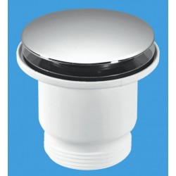 McAlpine Centre-Pin Clicker Bath Waste CWS70CB