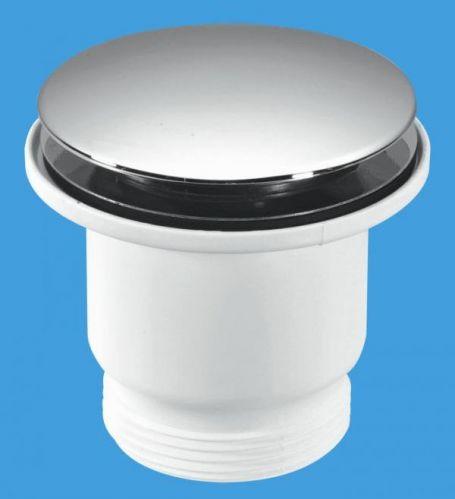 McAlpine Centre-Pin Clicker Bath Waste CWS70CB