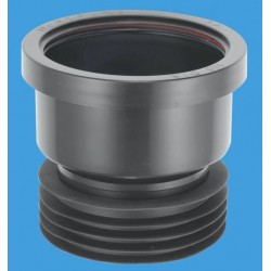 McAlpine Drain Connector Black DC1BL