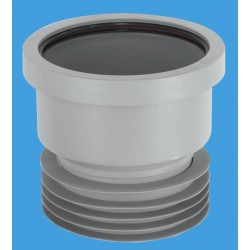 McAlpine Drain Connector Grey DC1GR