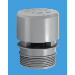 "McAlpine Ventapipe 25 with 1 1/2"" BSP Thread on Outlet VP1"