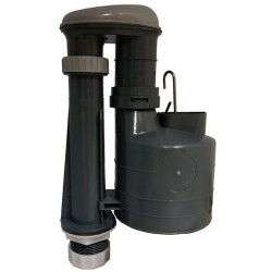 Macdee Metro Rapid Single Flush Round Siphon