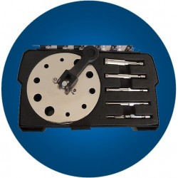 Diamond Tipped Holesaw Kit