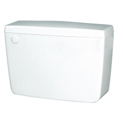 Macdee Concord 9 Litre Exposed Auto Cistern CCD10WH