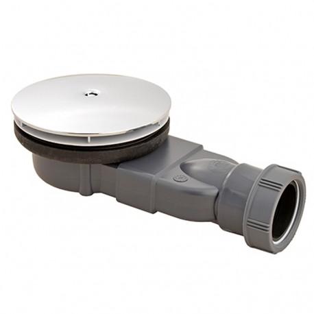 Macdee Slim 90mm Shower Waste ABS Dome (Waterless Trap) 30120015