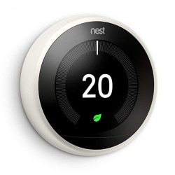 Nest Learning Thermostat 3rd Gen White T3030EX