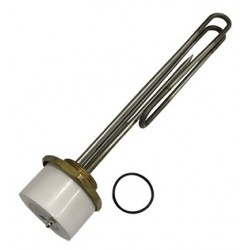 "14"" Incoloy Immersion Heater For Unvented Cylinders"