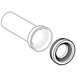 Geberit Pan Outlet Pipe Seal