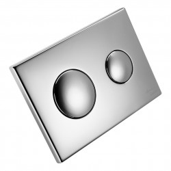 Ideal E4441AA Conceala 2 Flush Plate
