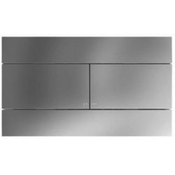 Ideal VV659046 Slim Flush Plate Satin