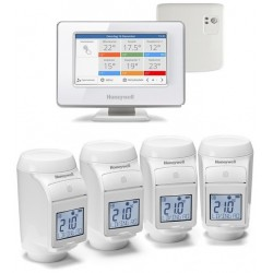 Honeywell Evohome Connected Thermostat Pack