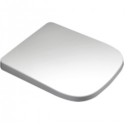 Universal Square Soft Close Toilet Seat